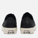 Мужские кеды Converse x John Varvatos Chuck Taylor All Star II Coated Leather Low Black/White фото- 5