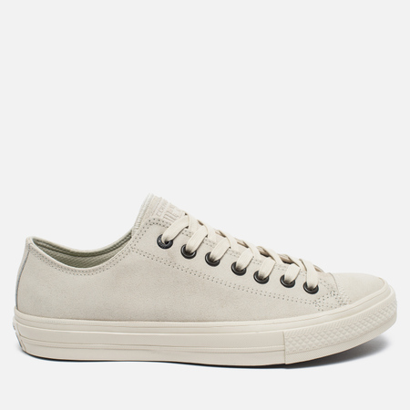 Мужские кеды Converse x John Varvatos Chuck Taylor All Star II Coated Leather Low Off White
