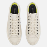 Мужские кеды Converse x John Varvatos Chuck Taylor All Star II Coated Leather Low Off White фото- 4