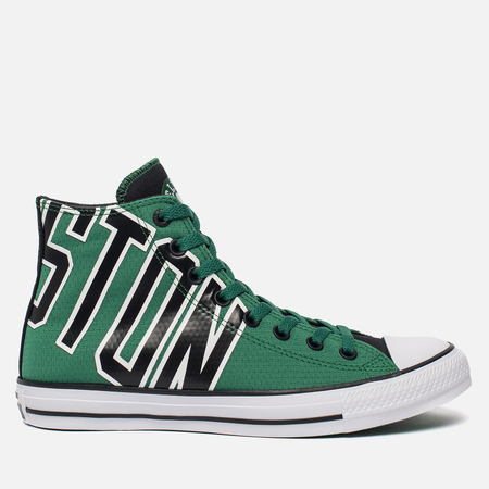 Мужские кеды Converse x NBA Chuck SE Boston Celtics Green/Black/White