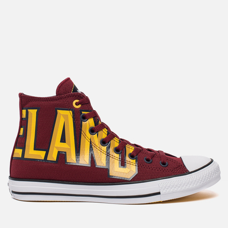 Мужские кеды Converse x NBA Chuck SE Cleveland Cavaliers Red/Navy/Yellow