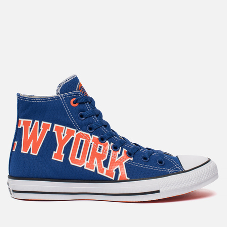 Мужские кеды Converse x NBA Chuck SE New York Knicks Blue/Orange/White