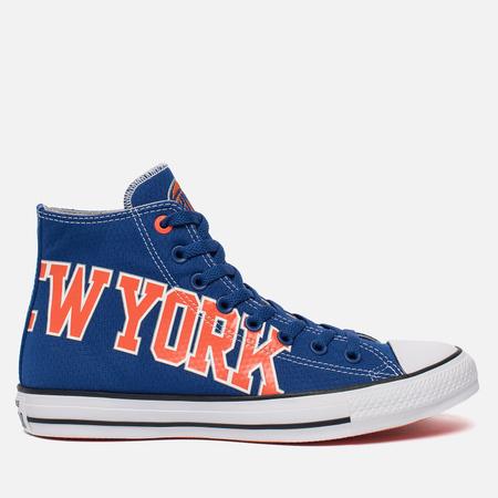 Мужские кеды Converse x NBA Chuck SE New York Knicks Blue/Orange/White
