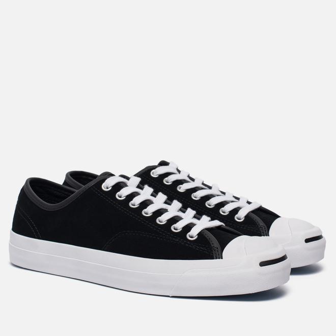 Мужские кеды Converse x Polar Jack Purcell Pro Black/Black/White