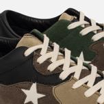 Мужские кеды Converse x Sneakersnstuff One Star Canteen/Black Forrest/White фото- 3