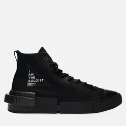 Мужские кеды Converse x The Soloist All Star Disrupt CX High Black