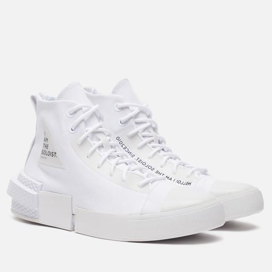 Мужские кеды Converse x The Soloist All Star Disrupt CX High White