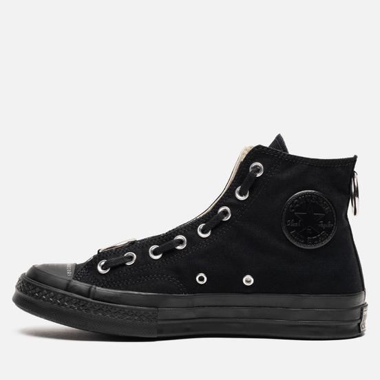 Мужские кеды Converse x Undercover Chuck 70 High Black/Black/Natural