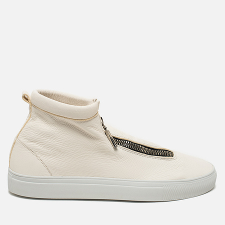 Diemme Fontesi Dakota Deer Men's Plimsoles White