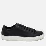 Diemme Veneto Low-Clip Men's Plimsoles Black photo- 0