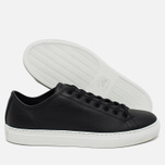 Diemme Veneto Low-Clip Men's Plimsoles Black photo- 2