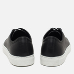 Diemme Veneto Low-Clip Men's Plimsoles Black photo- 3