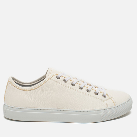 Diemme Veneto Low Dakota Deer Men's Plimsoles White