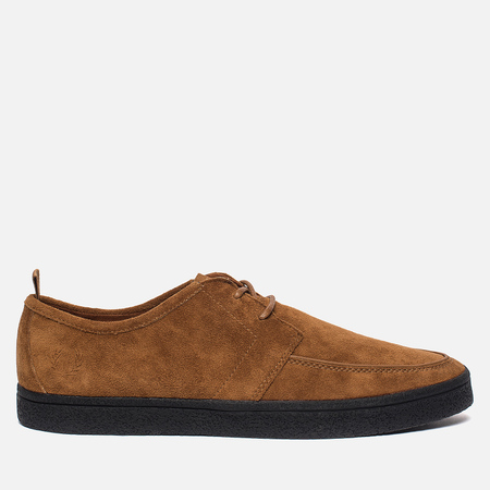 Мужские кеды Fred Perry Shields Suede Creeper Ginger