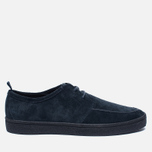 Мужские кеды Fred Perry Shields Suede Creeper Navy фото- 0