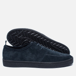 Мужские кеды Fred Perry Shields Suede Creeper Navy фото- 2
