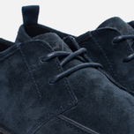 Мужские кеды Fred Perry Shields Suede Creeper Navy фото- 5