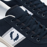 Мужские кеды Fred Perry Sports Authentic B1 Tennis Canvas Navy/White фото- 5