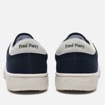 Мужские кеды Fred Perry Sports Authentic B1 Tennis Canvas Navy/White фото- 3