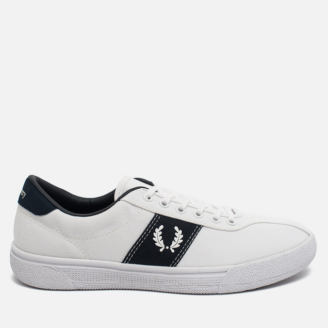 Мужские кеды Fred Perry Sports Authentic B1 Tennis Canvas White/Navy
