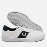 Мужские кеды Fred Perry Sports Authentic B1 Tennis Canvas White/Navy фото- 2