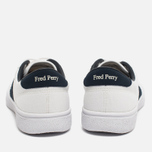 Мужские кеды Fred Perry Sports Authentic B1 Tennis Canvas White/Navy фото- 3