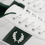 Мужские кеды Fred Perry Sports Authentic B1 Tennis Leather White/Green фото- 5