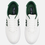 Мужские кеды Fred Perry Sports Authentic B1 Tennis Leather White/Green фото- 4