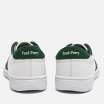 Мужские кеды Fred Perry Sports Authentic B1 Tennis Leather White/Green фото- 3