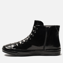 Мужские кеды Maison Margiela Wellington Plastic Casing High Top Black фото- 5