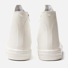 Мужские кеды Maison Margiela Wellington Plastic Casing High Top White фото- 2
