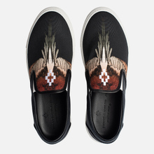 Мужские кеды Marcelo Burlon Red Wings Slip-On Black/Multicolor фото- 1