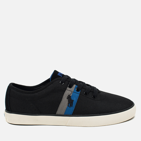 Polo Ralph Lauren Halford NE Men's Plimsoles Polo Black