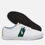Polo Ralph Lauren Halford NE Men's Plimsoles Pure White photo- 1