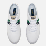 Polo Ralph Lauren Halford NE Men's Plimsoles Pure White photo- 4