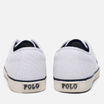 Мужские кеды Polo Ralph Lauren Halford NE White фото- 3