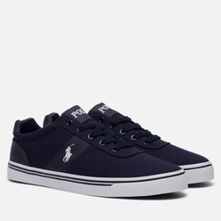 Мужские кеды Polo Ralph Lauren Hanford NE Canvas Newport Navy