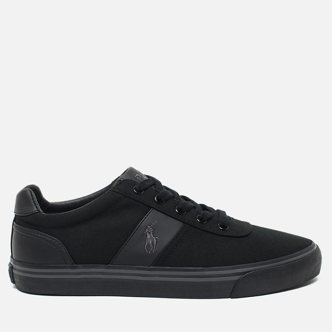 Мужские кеды Polo Ralph Lauren Hanford NE Newport Black/Charcoal