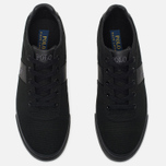 Мужские кеды Polo Ralph Lauren Hanford NE Newport Black/Charcoal фото- 4