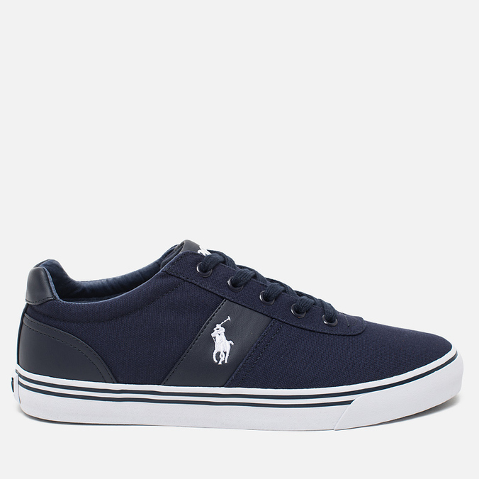 Мужские кеды Polo Ralph Lauren Hanford NE Newport Navy/White