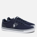 Мужские кеды Polo Ralph Lauren Hanford NE Newport Navy/White фото- 1