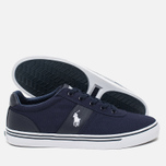 Мужские кеды Polo Ralph Lauren Hanford NE Newport Navy/White фото- 2