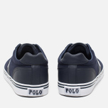 Мужские кеды Polo Ralph Lauren Hanford NE Newport Navy/White фото- 5