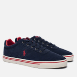 Мужские кеды Polo Ralph Lauren Hanford Newport Navy фото- 2