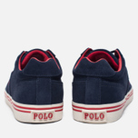 Мужские кеды Polo Ralph Lauren Hanford Newport Navy фото- 3