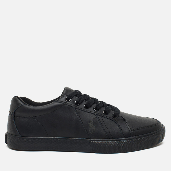 Polo Ralph Lauren Men's Plimsoles Hugh Black