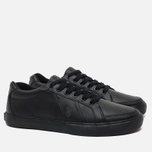 Polo Ralph Lauren Men's Plimsoles Hugh Black photo- 1