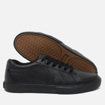 Polo Ralph Lauren Men's Plimsoles Hugh Black photo- 2
