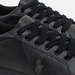 Polo Ralph Lauren Men's Plimsoles Hugh Black photo- 3