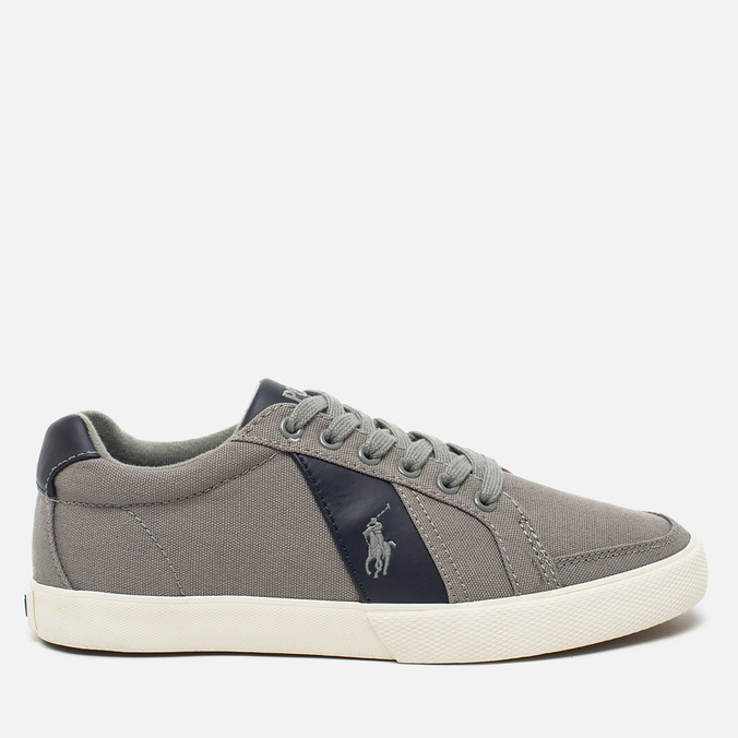 Мужские кеды Polo Ralph Lauren Hugh NE Museum Grey/New